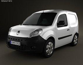 Renault Kangoo Compact 2011 3D model