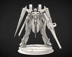 GN-007 GUNDAM ARIOS 3D print model