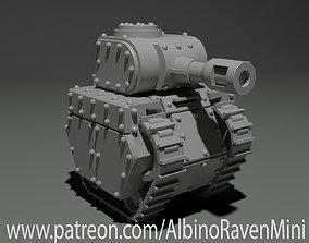 3D print model Grot tank