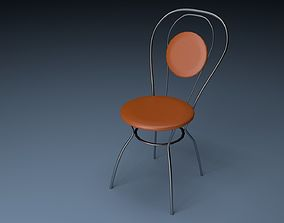 coffee 3D model Chair 1