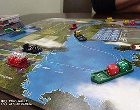 3D print model Panamax Board game custom