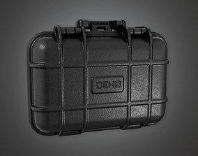 3D model HLW - Equipment Hard Case 01 - PBR Game Ready