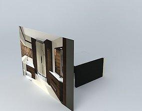 alberobaltic 3D kitchen