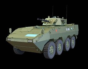 3D ZBL 09 8X8 infantry vehicle