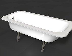 3D asset Bathtub