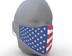 Face Mask - PBR 3D model