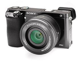 Sony A6000 3D model