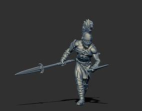 Gladiator - Asper 35mm scale - 3D print model
