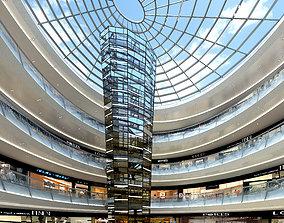 3D model Round atrium DESIGN