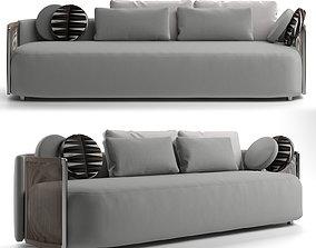 Fendi Casa Thea Sofa 3D model