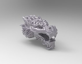 Ryusei Dragon Bracelet 3D printable model