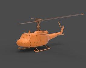 3D print model UH-1H