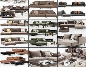 Ditre Italia sofas collection 3D model
