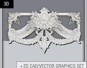 3D Swag Ornament Free