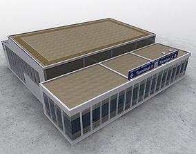 3D asset LFMN DHL Storage