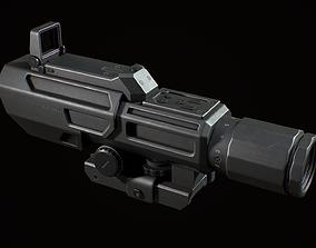 NCStar Ado 3D asset