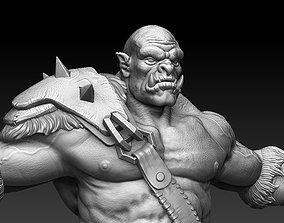 Orc-Warrior 3D