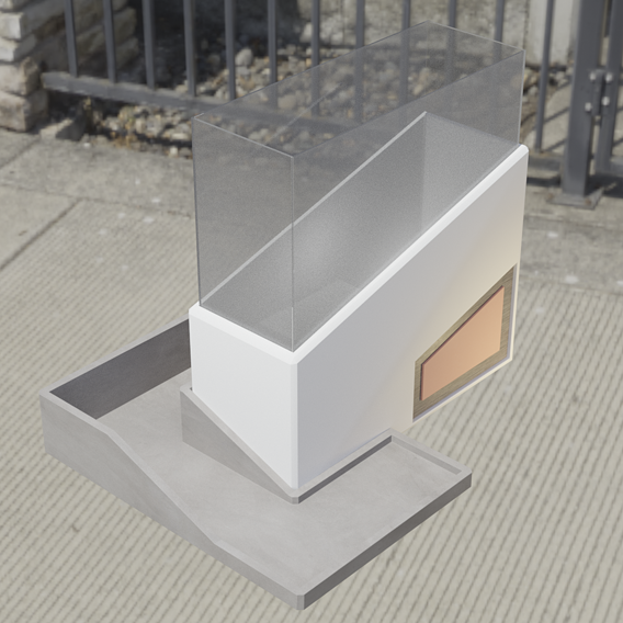 Desk Planter - Minimalist Contemporary