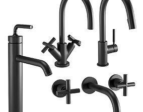 Faucet Set 3 3D