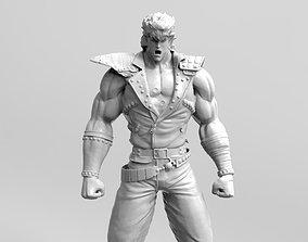 Hokuto no Ken 3D print model