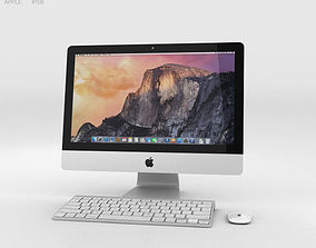 3D Apple iMac 21-5-inch 2014