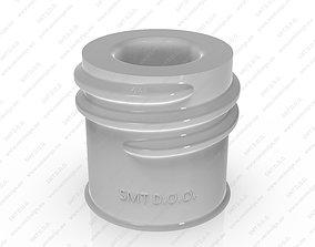 3dmodel Neck of PET Preform - SP - 415 - 20 - L 3D