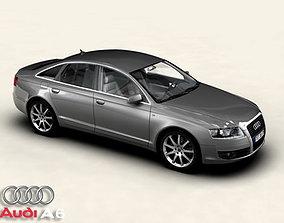 3D model Audi A6