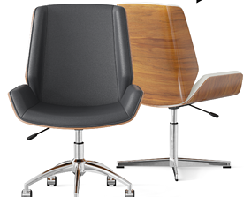 LUS101 Office Chair 3D asset