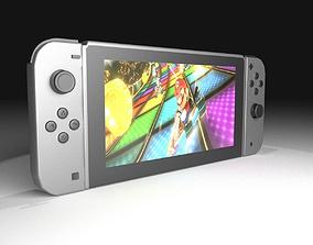 3D Nintendo Switch Model