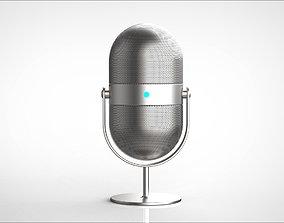 microphone 3D broadcast
