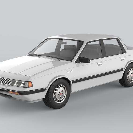 Oldsmobile Cutlass Ciera 1990