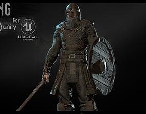 3D model Vikings pack