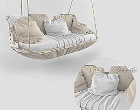 3D Hanging Chair hanging