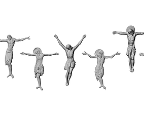 3D printable model christian Jesus