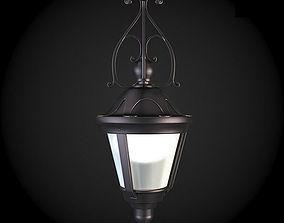 3D model light Street Light