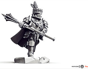 Feudal Guard - Lord Commander Rook 3D printable model