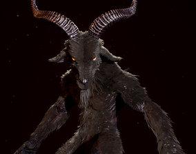 3D asset Demon 2