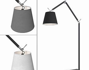 3D model Floor lamp Azzardo Zyta