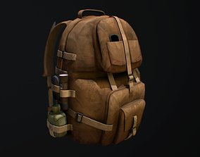 Backpack 3d Modelle Cgtrader