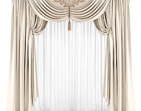Curtain 3D model 55