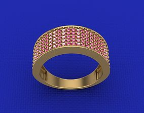 rings ring for woman 3D print model