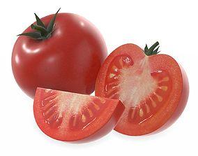 3D model tomato comp