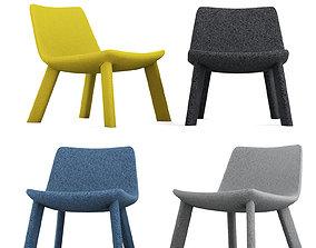Neat Lounge Chair by Blu Dot 3D
