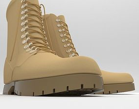 3D Hiking boots