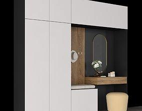 hall furniture 65 3D model
