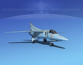 3D asset Mig-27 Flogger LP India