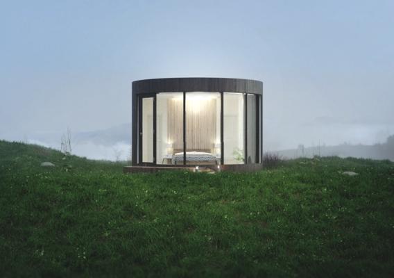 Round nature house