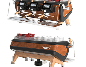 3D model Astoria Storm coffe machine