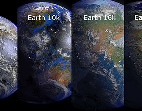 3D model Earth Collection