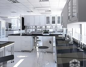 medical Laboratory 1 3D